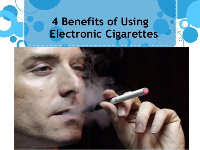 5 LEADING BENEFITS ELECTRONIC SMOKING