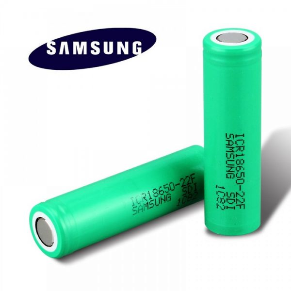 SAMSUNG 2500mAh Lithium-ion Battery Cell 18650