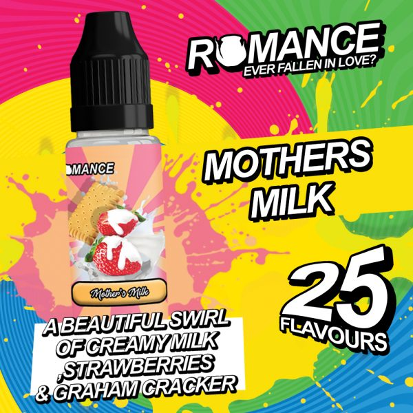 romance 10ml mothers milk