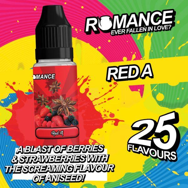 romance 10ml red a
