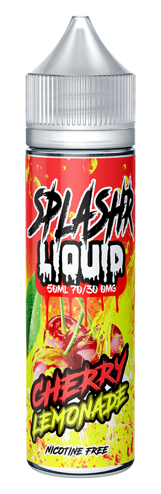 Splashr Cherry Lemonade