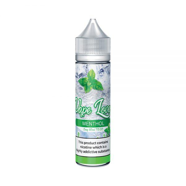 Vape Lovers Menthol 50ml Bottle