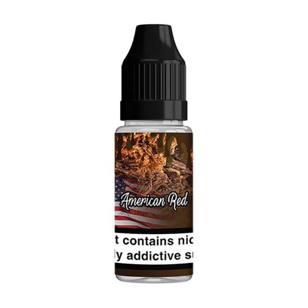 QuitterZ American Red 10ml Bottle