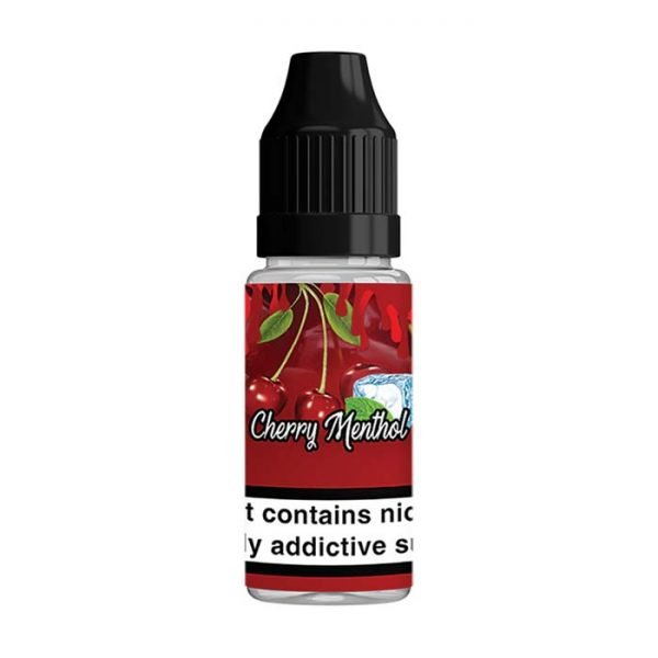 QuitterZ Cherry Menthol 10ml Bottle