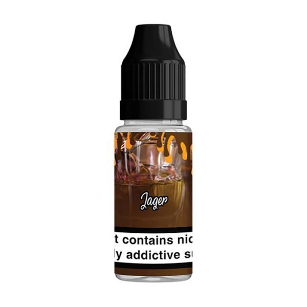 QuitterZ Jager 10ml Bottle