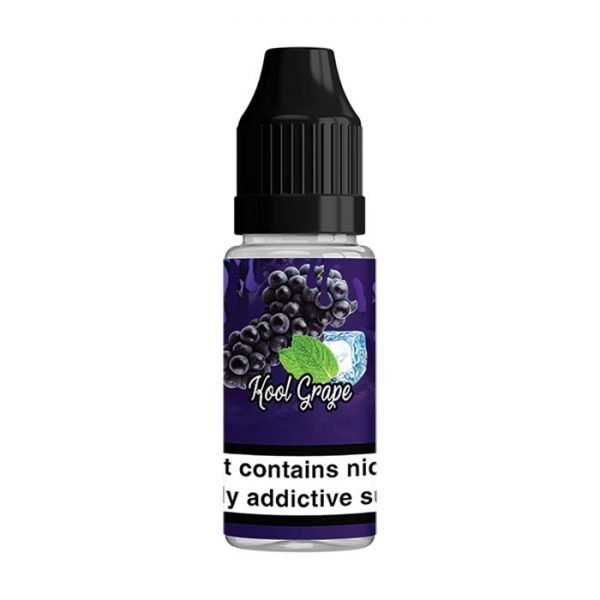 QuitterZ Kool Grape 10ml Bottle