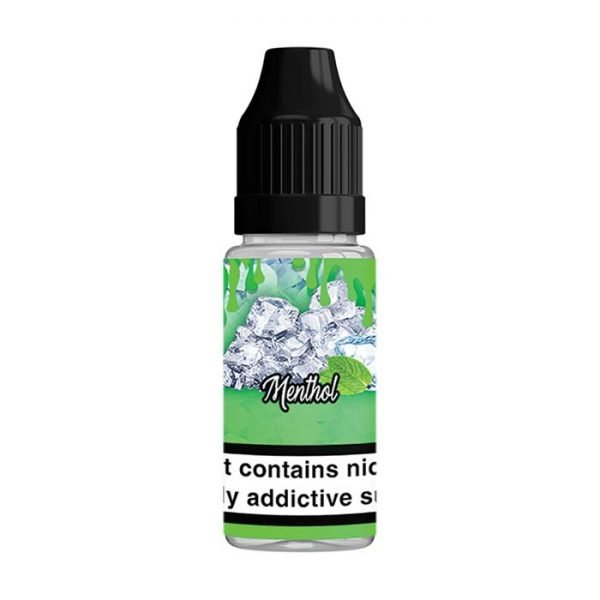 QuitterZ Menthol 10ml Bottle