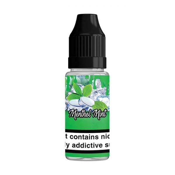 QuitterZ Menthol Mint 10ml Bottle