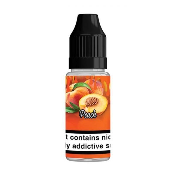 QuitterZ Peach 10ml Bottle