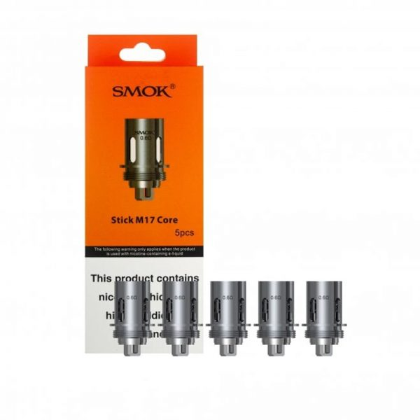 Smok Stick M17 Core Coils 5 Pack