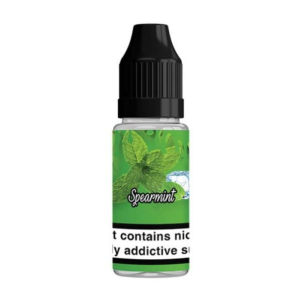 QuitterZ Spearmint 10ml Bottle