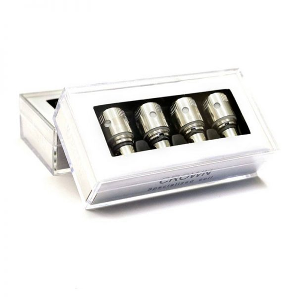 Uwell Crown 1 4 Pack Coils Packaging
