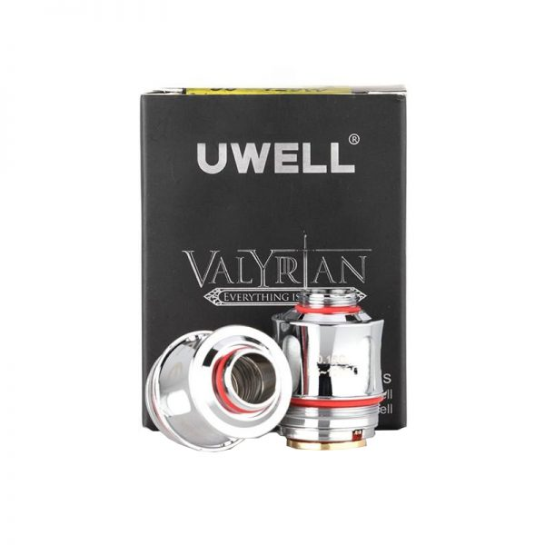 Uwell Valyrian coils 2 pack - Packaging