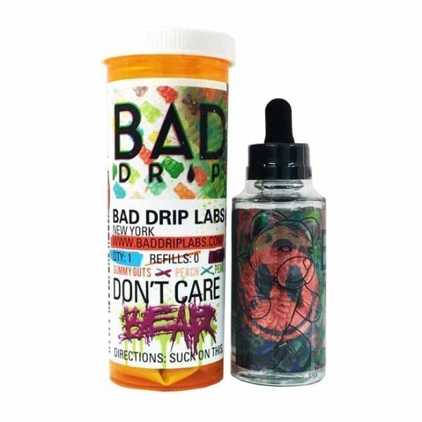Bad-Drip-Don't-Care-Bear-60ml-Bottle
