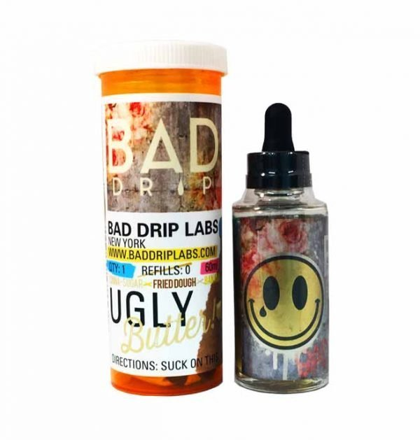Bad-Drip-Ugly-Butter-60ml-Bottle