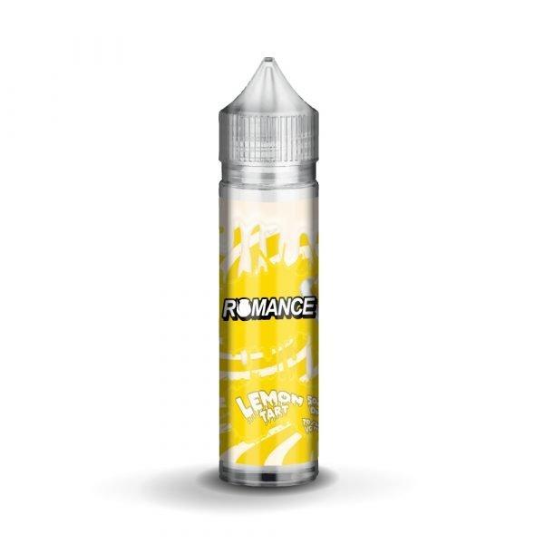 Romance Lemon Tart 70Vg 30Pg Shortfill E-liquid 50ml